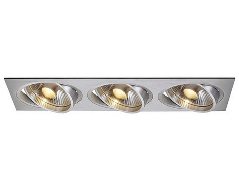 Vestavné bodové svítidlo 230V LA 111383