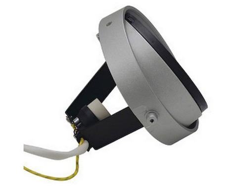 Zápustné svítidlo ES111 modul pro Aixlight Pro stříbrnošedá 230V SLV LA 115014