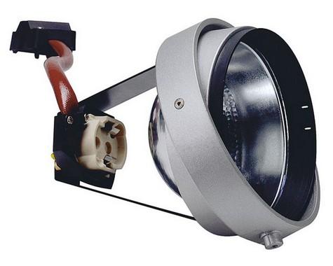 Zápustné svítidlo G12 modul pro Aixlight Pro stříbrnošedá 230V LA 115054