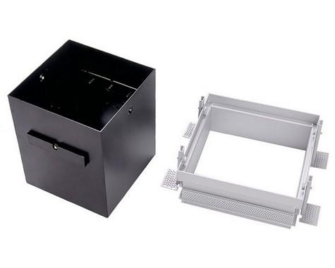 Zápustné svítidlo AIXLIGHT PRO I frameless kryt vč. mont. sady s SLV LA 115151
