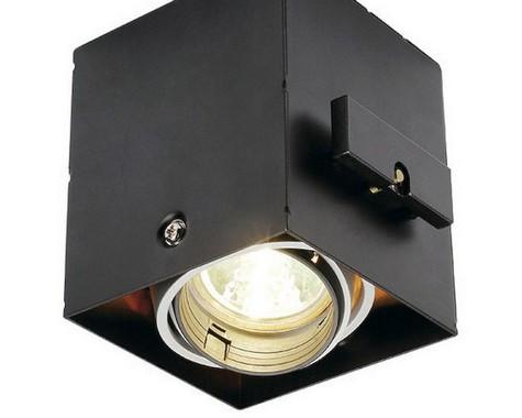 Zápustné svítidlo AIXLIGHT PRO 51 I zápustný rám stříbrná SLV LA 115304