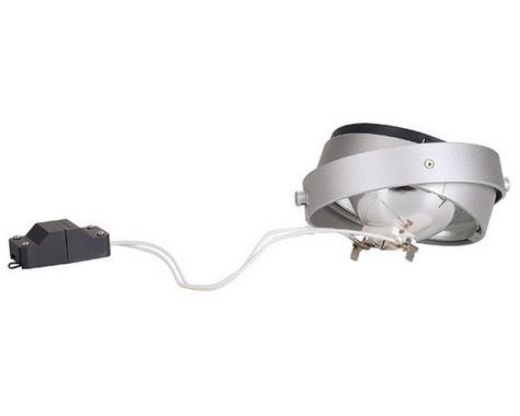 Zápustné svítidlo AIXLIGHT PRO dekorativní kroužek matná bílá LA 115600
