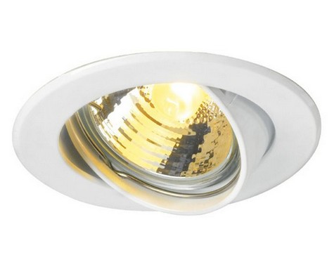 Vestavné bodové svítidlo 230V LA 116118