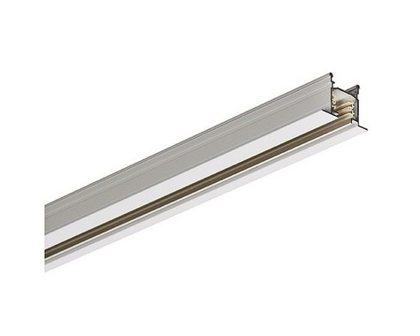 Systémové svítidlo EUTRAC a mechanická pro 3 zápustná lišta bílá LA 145571