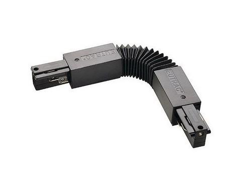 Systémové svítidlo EUTRAC ohebný spoj černá 230V LA 145580