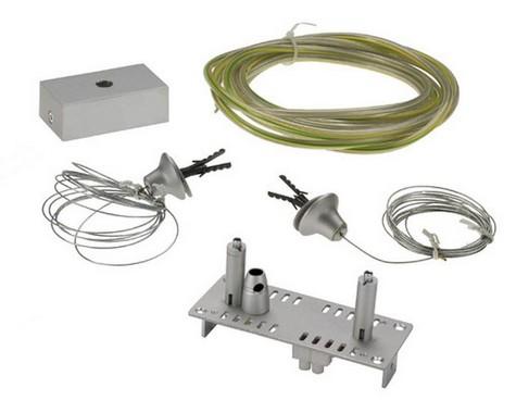 Závěsná sada pro TEC 2/4/6 QRB 230V G53 pro závěsné svítidlo - LA 149150