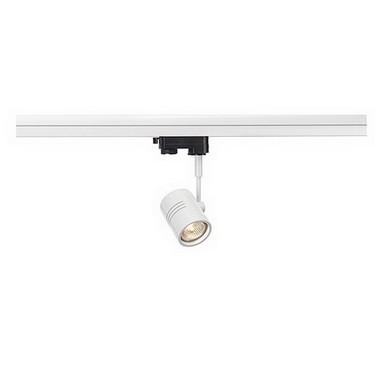 Systémové svítidlo BIMA I pro tříokr. lištu bílá 230V GU10 LA 152241