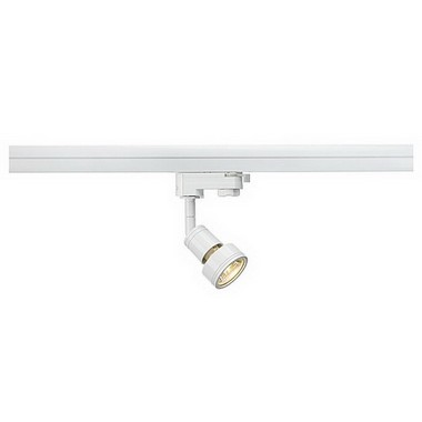 Systémové svítidlo PURI s tříokr. adaptérem bílá 230V GU10 SLV LA 153561