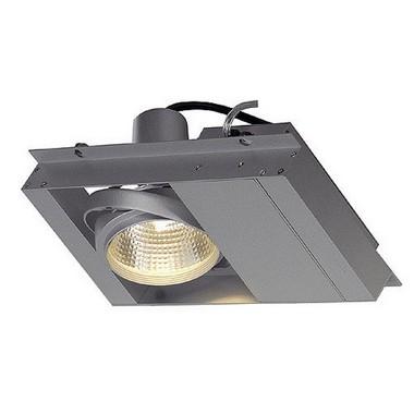 Systémové svítidlo AIXLIGHT závěsný systém HQI modul stříbrnošedá LA 154794