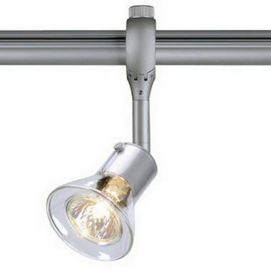 Systémové svítidlo ANISLV LA spot s čirým sklem pro EASYTEC II stříb SLV LA 184634