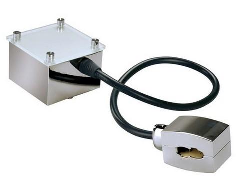 Systémové svítidlo přívod pro EASYTEC II chrom LA 185002