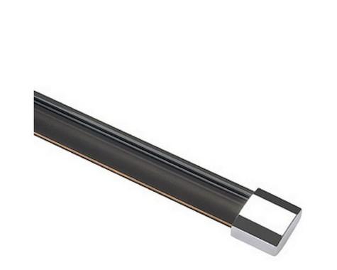 Systémové svítidlo EASYTEC II lišta 2m černá 230V 10 LA 185020
