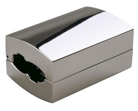 Systémové svítidlo podélný spoj pro Easytec II chrom SLV LA 185172