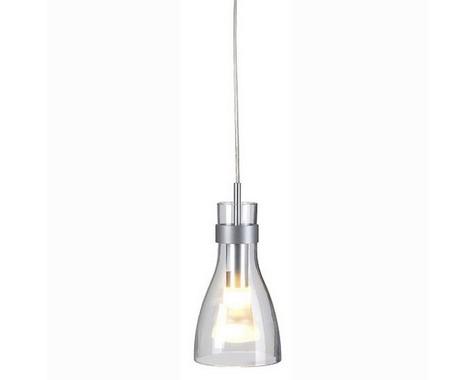 Systémové svítidlo BIBA závěsná pro Easytec II satinované sklo LA 185521