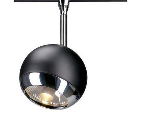 Systémové svítidlo LIGHT EYE spot pro EASYTEC II ES111 chrom mat SLV LA 185580