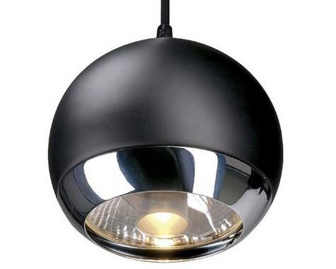 Systémové svítidlo LIGHT EYE závěsná pro EASYTEC II ES111 chrom SLV LA 185590