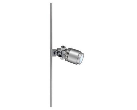Systémové svítidlo spot pro GLUTRAX LED stříbrný kryt teplá bílá LA 186042