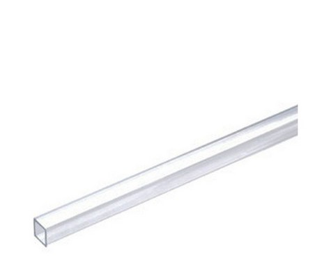 Doplněk čirý krycí profil 10 X 10 mm LA 211200