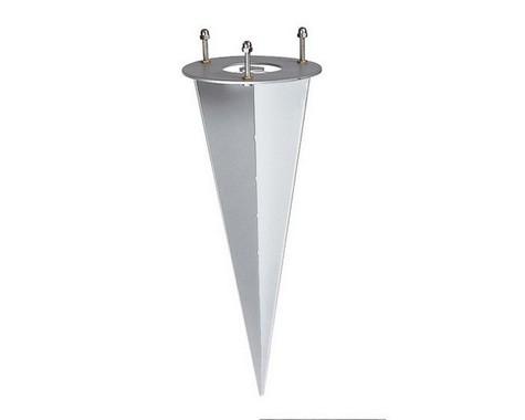 TRN DO ZEMĚ pro zahradní svítidlo, pozinkovaná ocel LA 228722