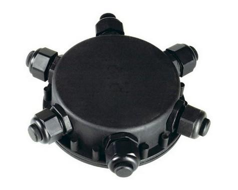 Doplněk venkovní spojovací krabice 14mm kabel IP55 SLV LA 229260