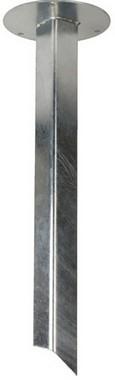 Bodec pro venkovní svítidlo RUSTY CONE LA 229423