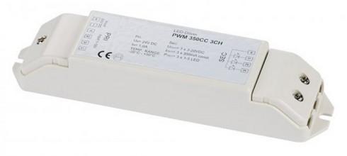 Doplněk PWM ovladač 1 kanálový max zátěž 100W LA 470550