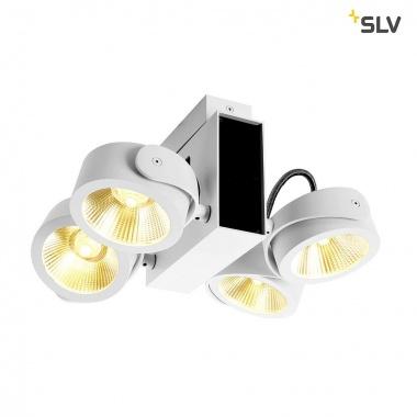 Přisazené bodové svítidlo  LED SLV LA 1001434
