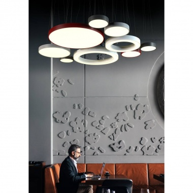 Lustr/závěsné svítidlo  LED LA 1002891-1