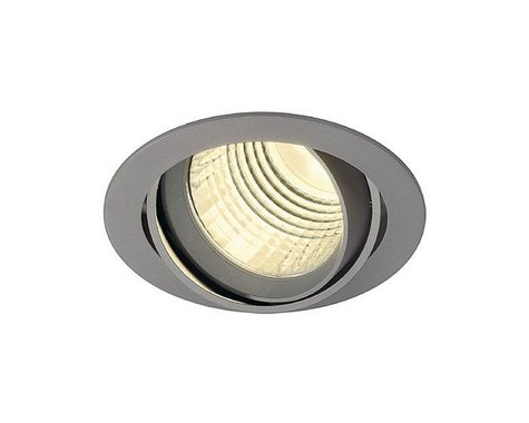 Vestavné bodové svítidlo 12V  LED SLV LA 113731-4