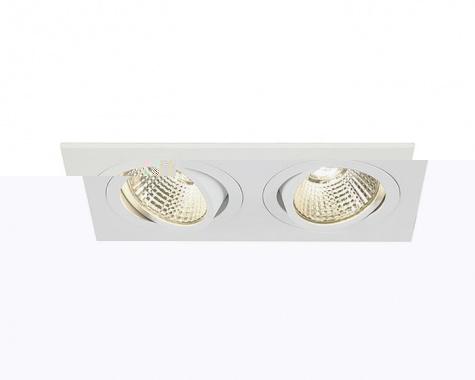 Vestavné bodové svítidlo 230V LED  SLV LA 113890