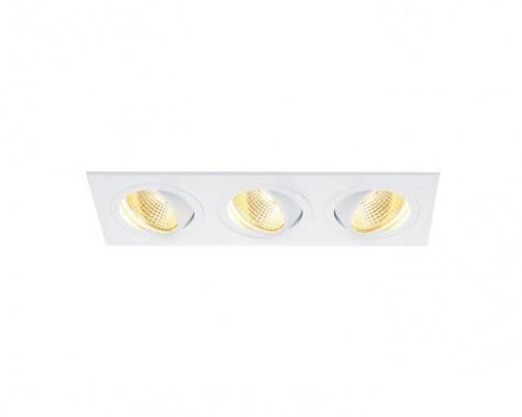 Vestavné bodové svítidlo 230V LED  SLV LA 114210