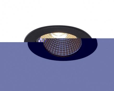 Vestavné bodové svítidlo 230V LED  LA 114380