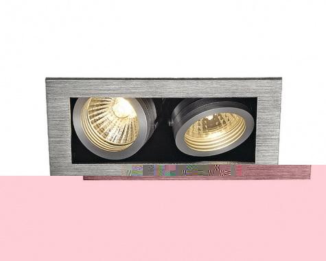 Vestavné bodové svítidlo 230V SLV LA 115521