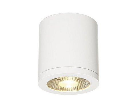 Stropní svítidlo - dekorativní kroužek pro ENOSLV LA C stříbrnošedá - SLV LA 152444