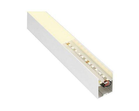 GLENOS hliníkový profil 1m bílá SLV LA 213461