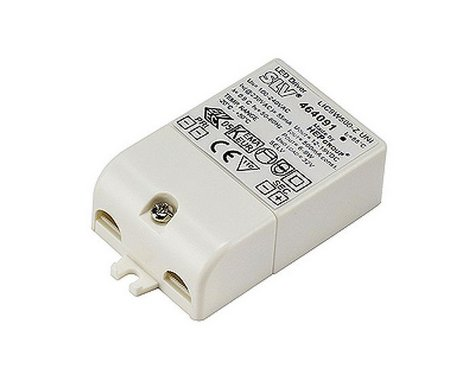 LED ovladač 6-9W 230V/500mA SLV LA 464091