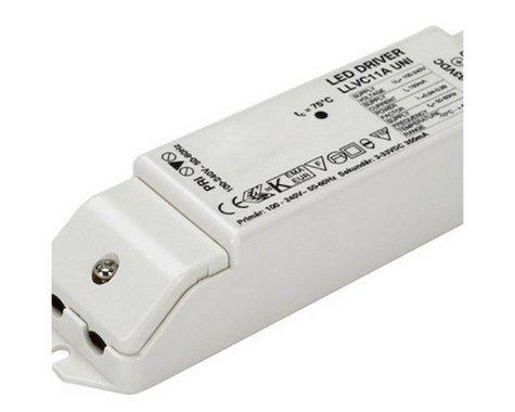 LED ovladač 1-3 LED vč. mini zástrčky 230V/350mA LED 3W LA 464107-2
