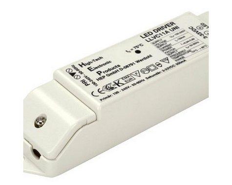 LED ovladač 1-3 LED vč. mini zástrčky 230V/350mA LED 3W LA 464107-3