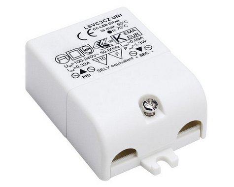 LED ovladač 1-6 LED 230V/350mA LED 8W LA 464109-3