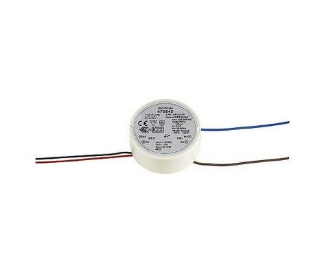 LED napájení pro inst. box 230V/24= LED 12W LA 470546-2