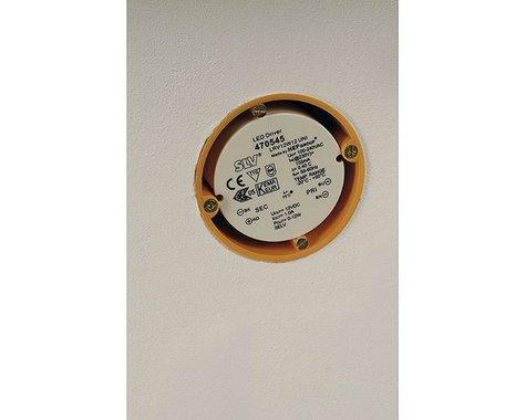 LED napájení pro inst. box 230V/24= LED 12W LA 470546-4