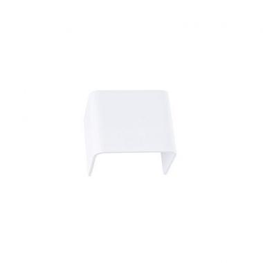 MANA stínidlo hliník bílé 12x10x9cm - BIG WHITE SLV-2
