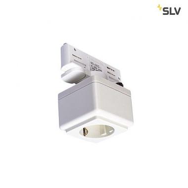 Zásuvka pro kolejnicový systém SLV LA 1001525-1