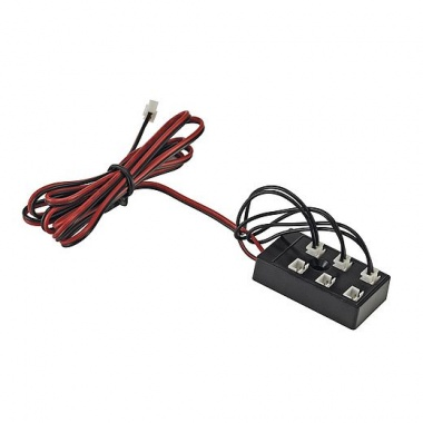Spoj strip 6 výstupů pro sériové zapojení 350mA SLV LA 111860-1
