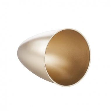 Reflektor na ANESLV LA 28° zlatý - BIG WHITE-1