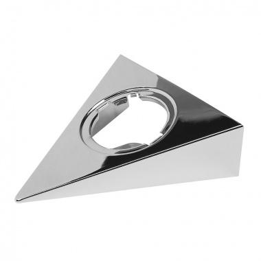 Pouzdro pro elektroniku triangl pro DL 126 LED, typ downlight, chrom SLV LA 112172-1