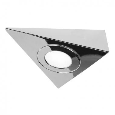 Pouzdro pro elektroniku triangl pro DL 126 LED, typ downlight, chrom SLV LA 112172-2