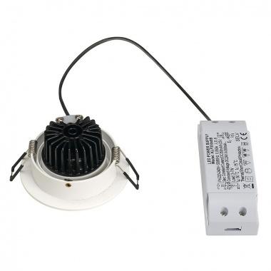 Vestavné bodové svítidlo 12V  LED SLV LA 113901-2