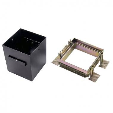 Zápustné svítidlo AIXLIGHT PRO I frameless kryt vč. mont. sady s SLV LA 115151-1