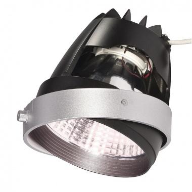 COB LED MODUL pro mont.rámeček AIXLIGHT PRO stříbrošedý 30° CRI65+ - BIG WHITE SLV-1